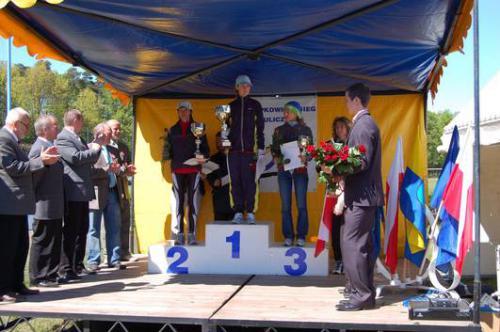Galeria XXV Krapkowicki Bieg Uliczny - 1 maja 2007