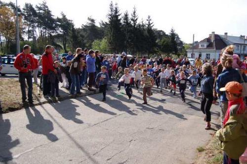 Galeria Krapkowickie Biegi Dzieci i Młodzieży - 1 maja 2007