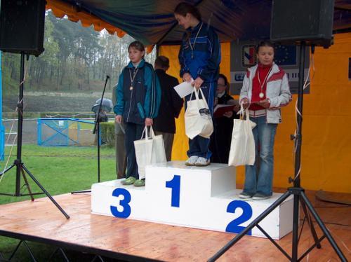 Galeria XXIV KRAPKOWICKI BIEG ULICZNY Dzieci i Młodzieży - 2006 ROK
