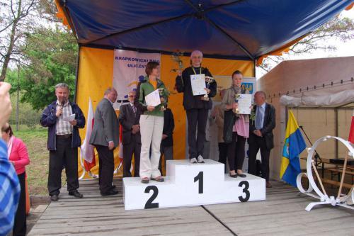 Galeria XXVIII KRAPKOWICKI BIEG ULICZNY - 1 MAJ 2010