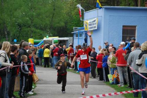 Galeria XXVI Krapkowicki Bieg Uliczny - 1 maja 2008