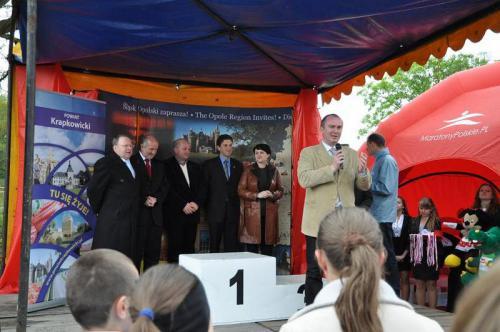 Galeria XXIX KRAPKOWICKI BIEG ULICZNY-2011 ROK